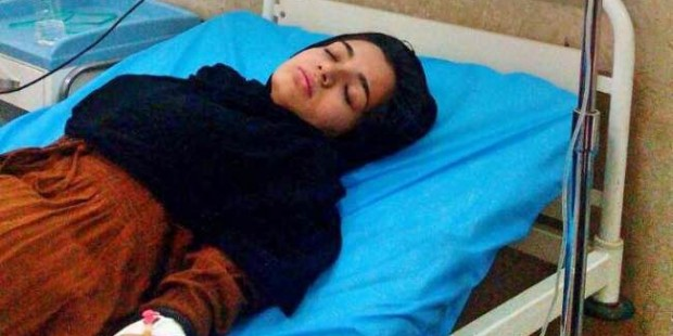 A Student from Mariwan on Hunger Strike in Protest to Her National University Entrance Examination