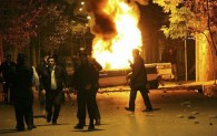Iran launches wave of arrests as regime bids to quell protests